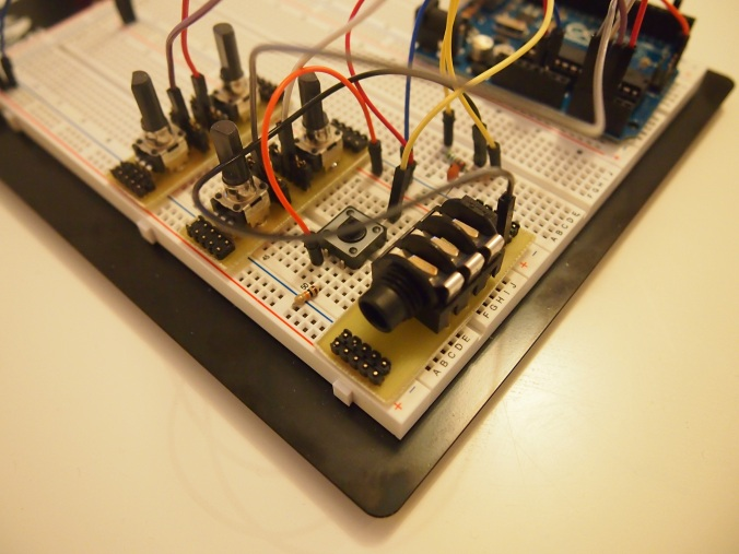 Prototyping breakout boards